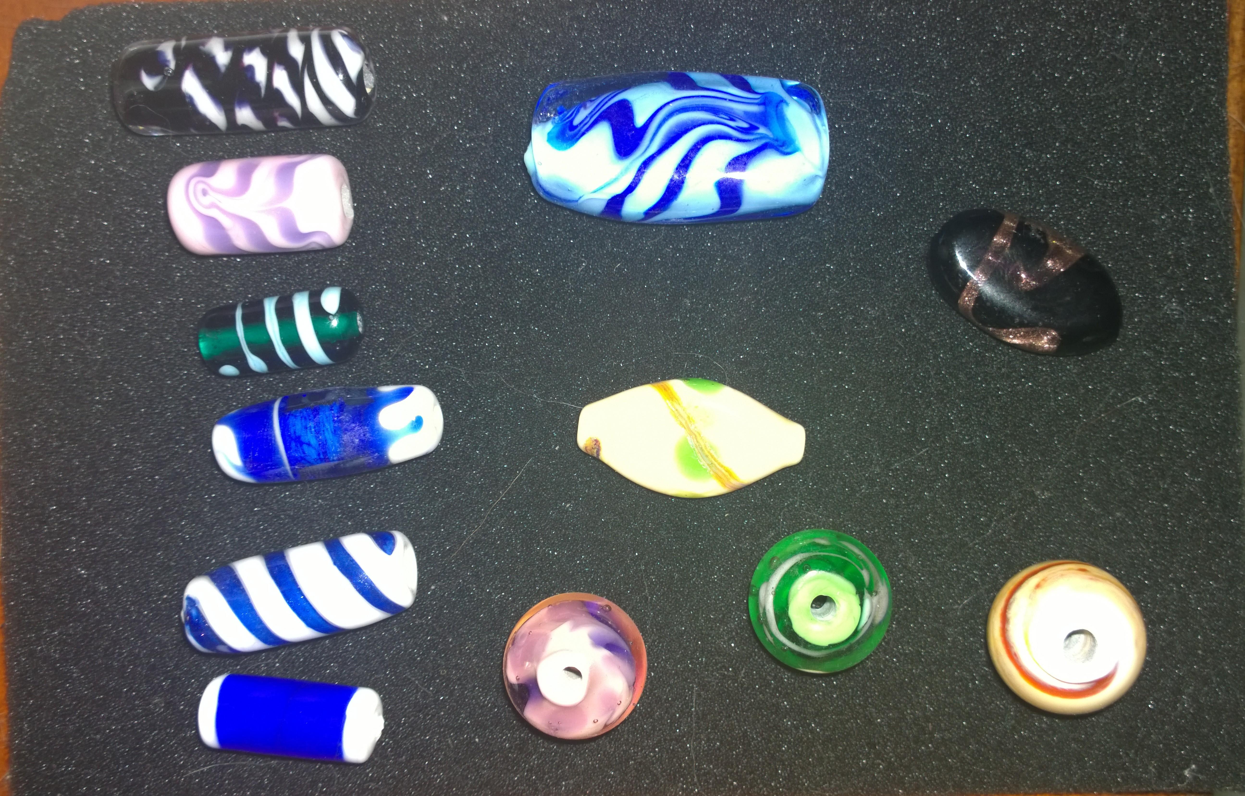 Cylindars & odd shapes