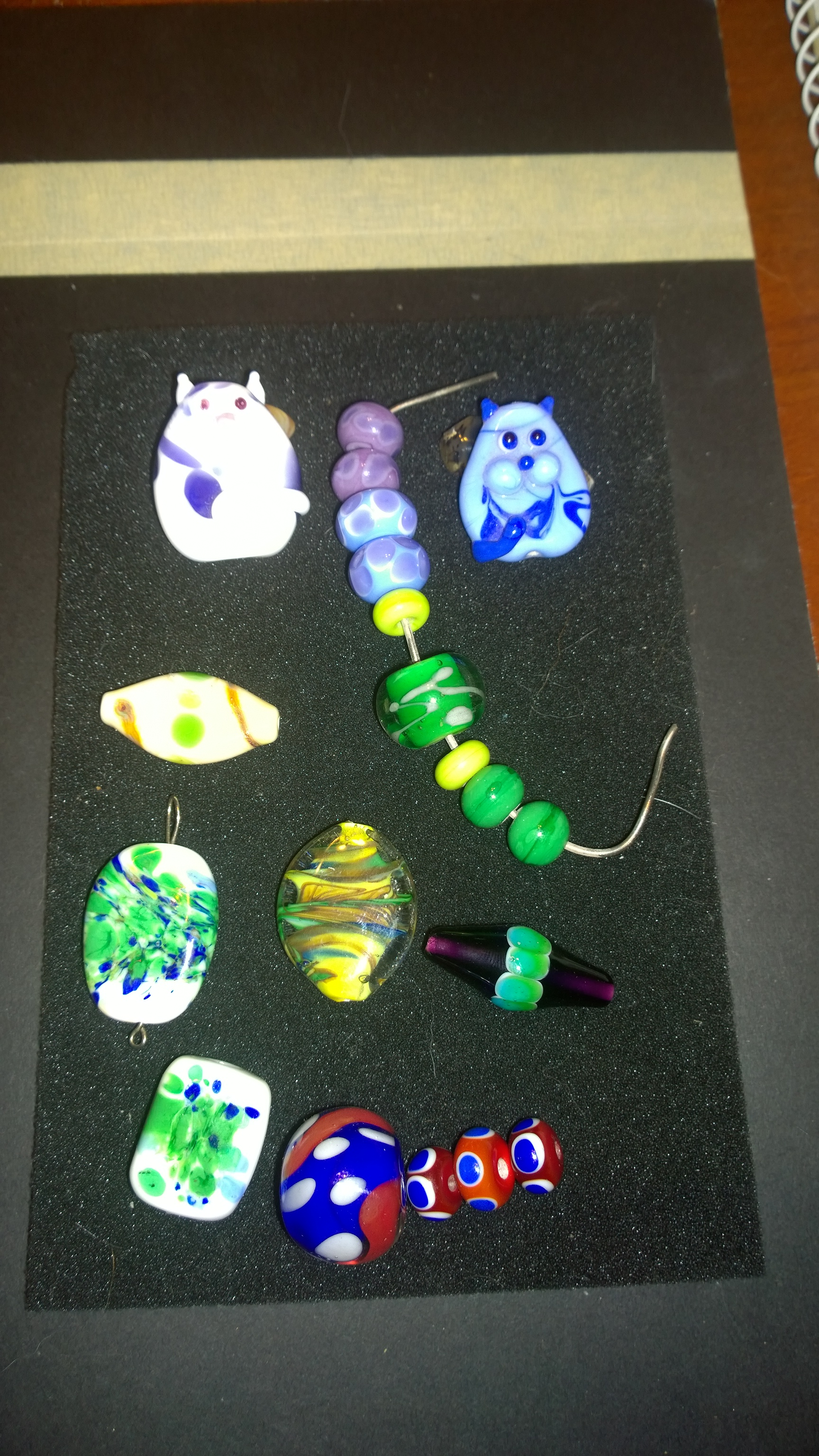 Glass Bead Sets
