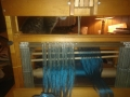 Step 2 Threading Heddles