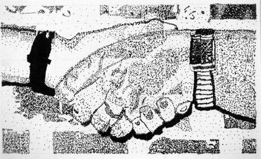 Stippling (Hands)